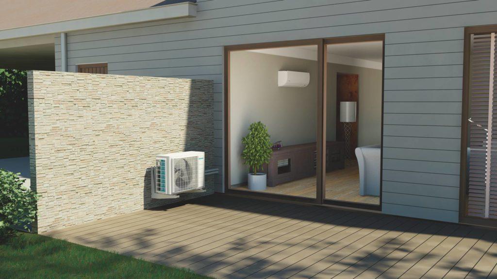 Wohnraum Klimatisierung